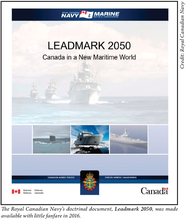 RCN Leadmark 2050