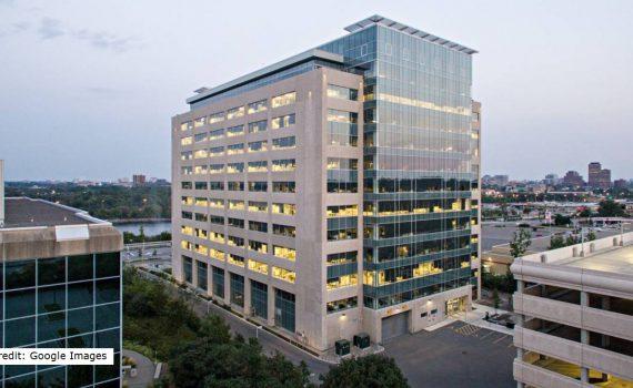 455 DLC building