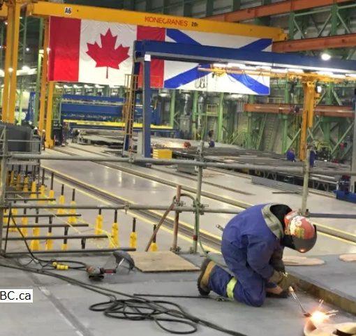 CBC - ISI dockyard