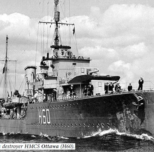 Old HMCS Ottawa