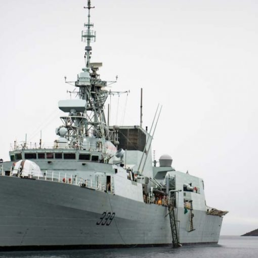 HMCS CHA