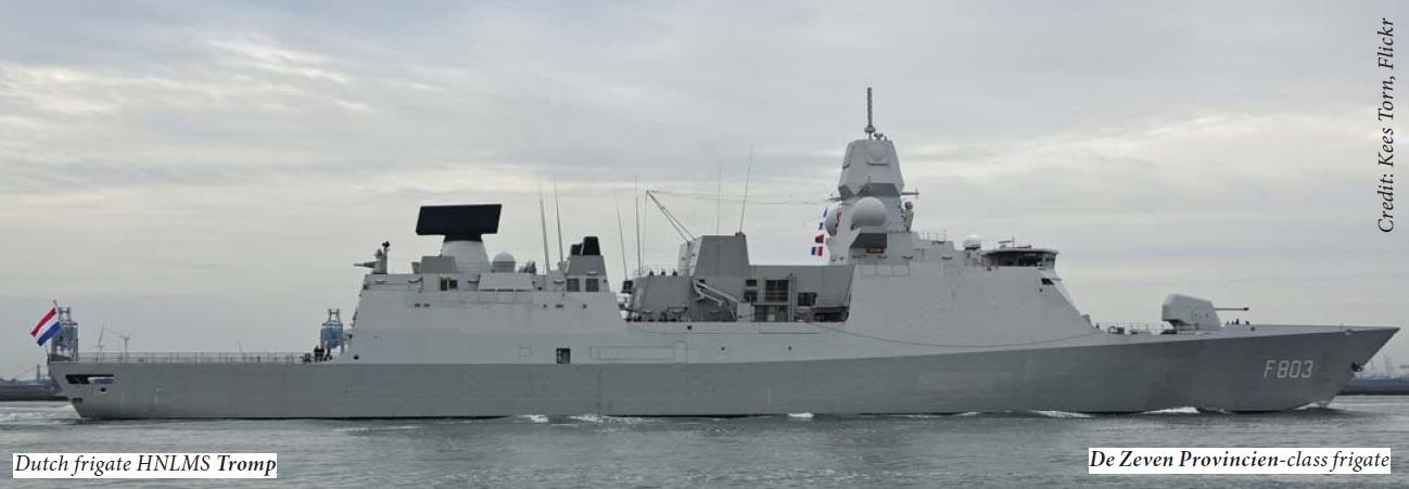 Danish ship for CSC