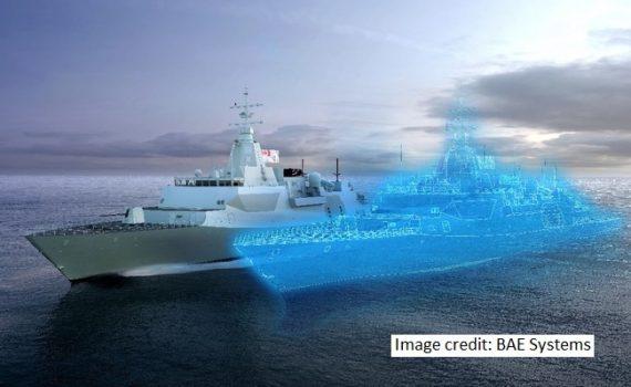 CSC virtual ship