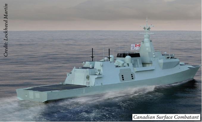CSC ship