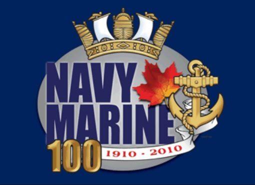 Canadian navy centennial