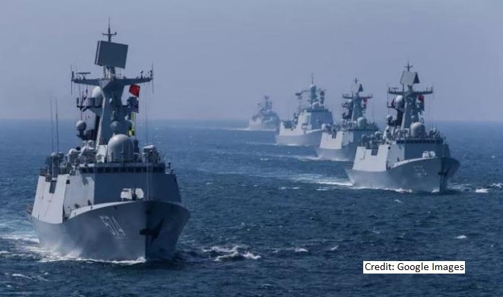 China navy post 2013