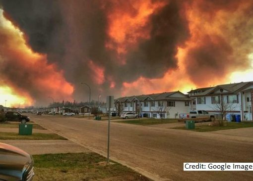 Fort McMurray fires 2016