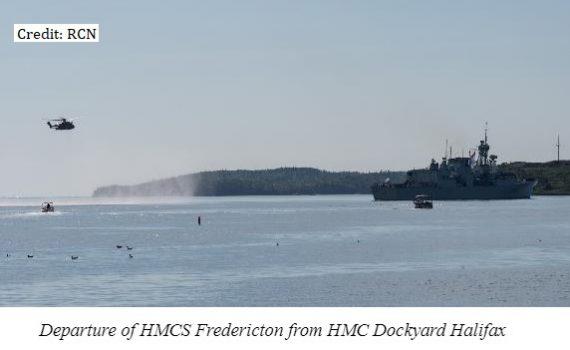 HMCS FRE July21