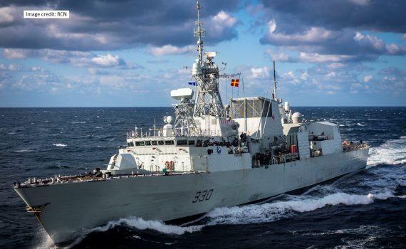 HMCS Halifax 2019