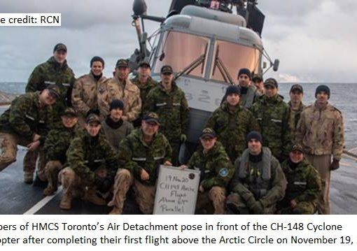 HMCS Toronto Nov20
