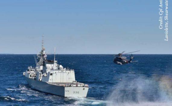 HMCS MON