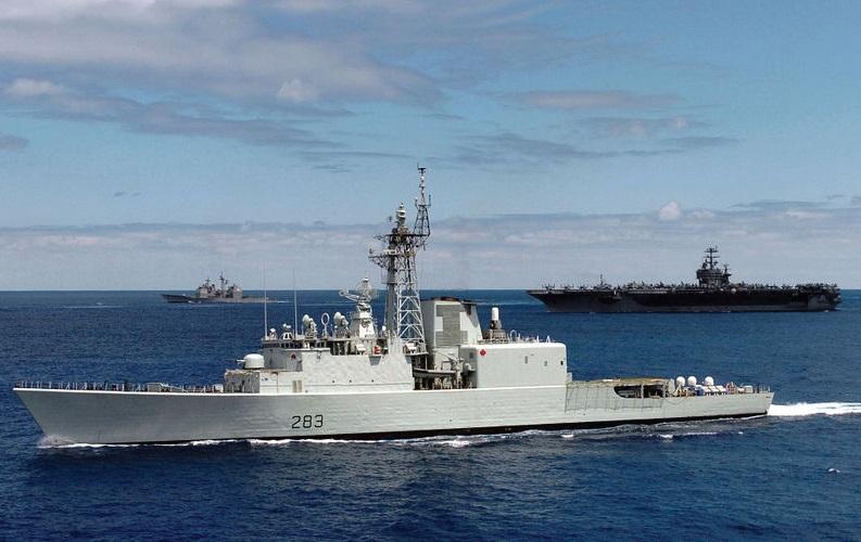 HMCS IRO