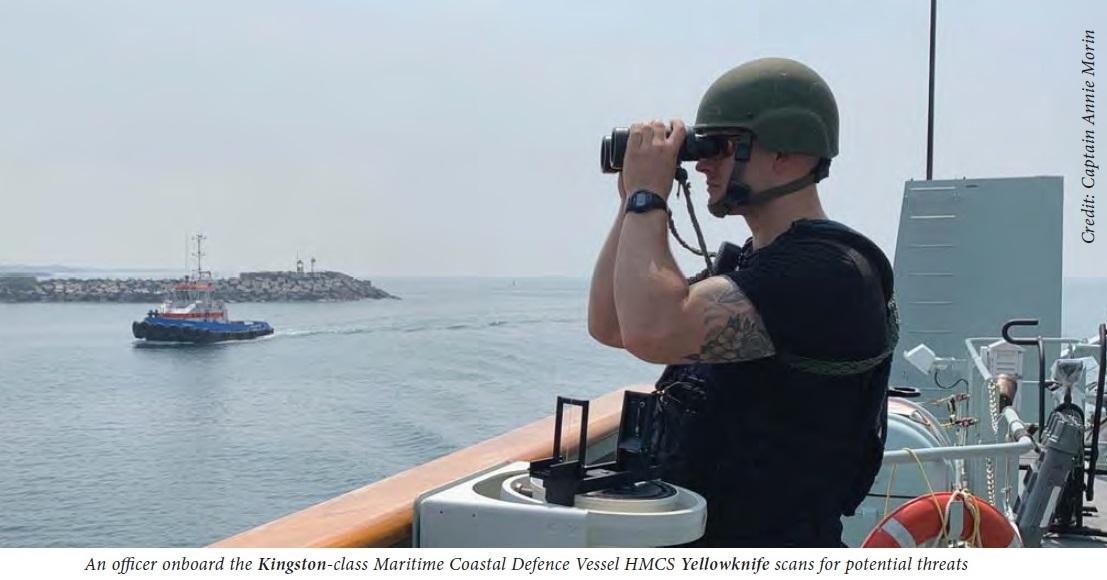 Maritime Threats