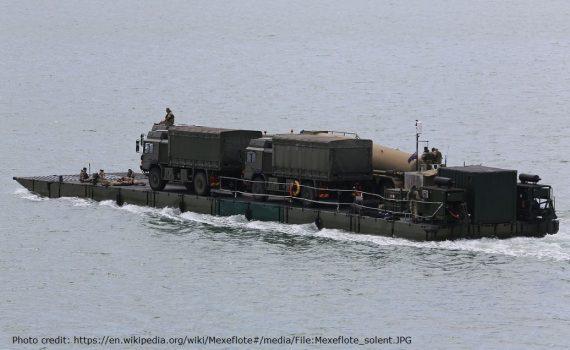 Mexeflote Raft