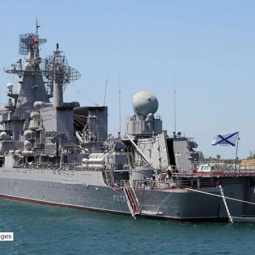 Rus navy Moskva