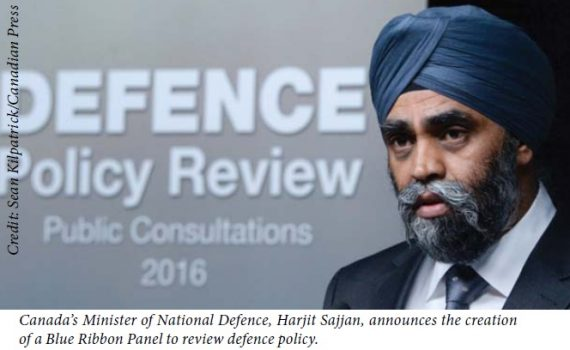 New Defence Policy