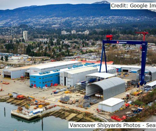 Seaspan shipyard