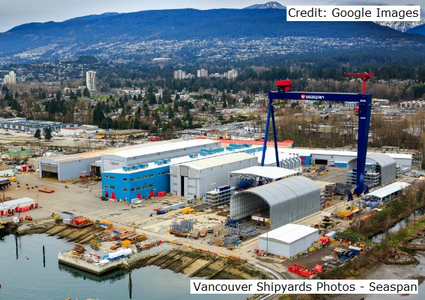 Seaspan shipyard