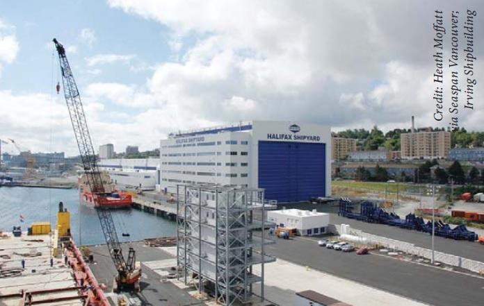 Shipyard ISI