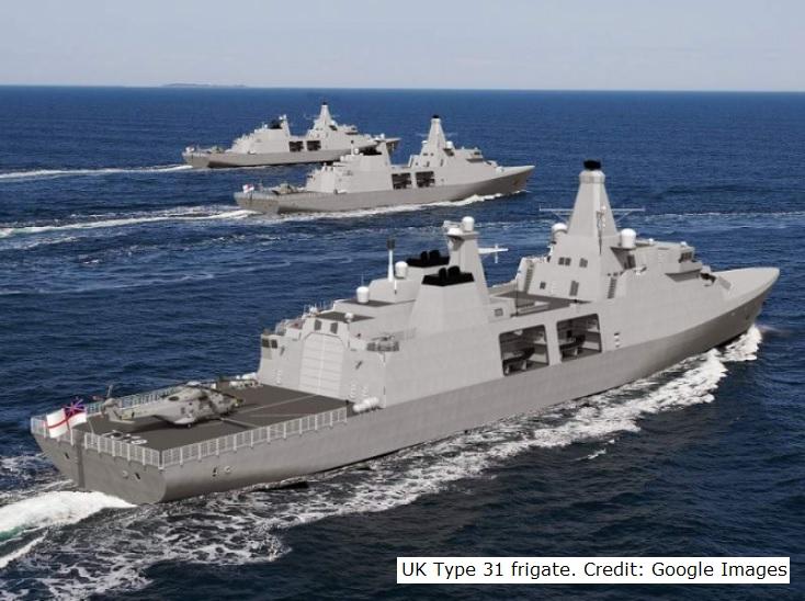Type 31 frigate