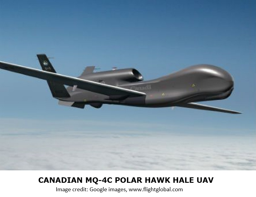 MQ-4C POLAR HAWK