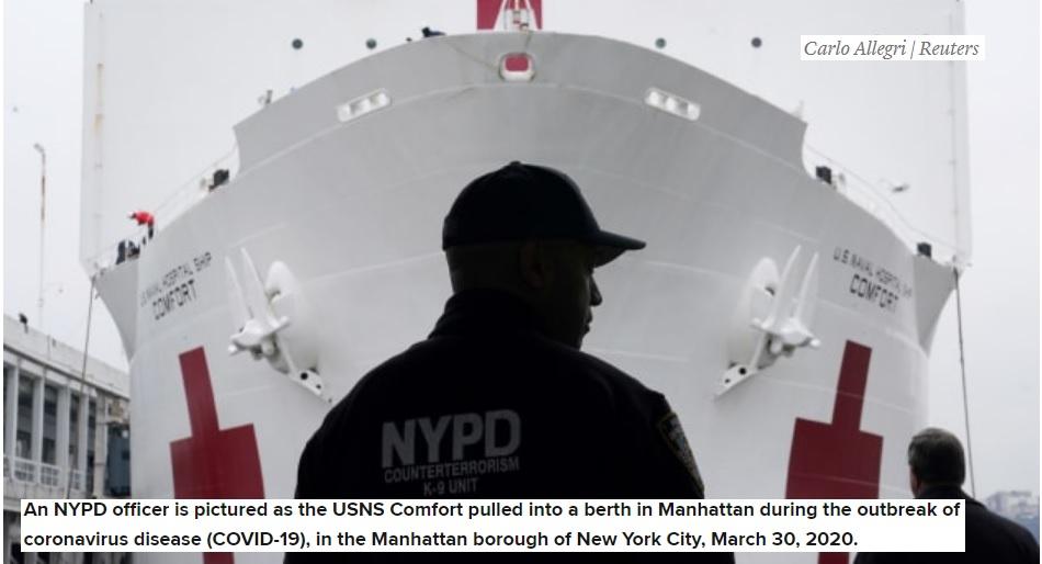 USN Hospital Ship