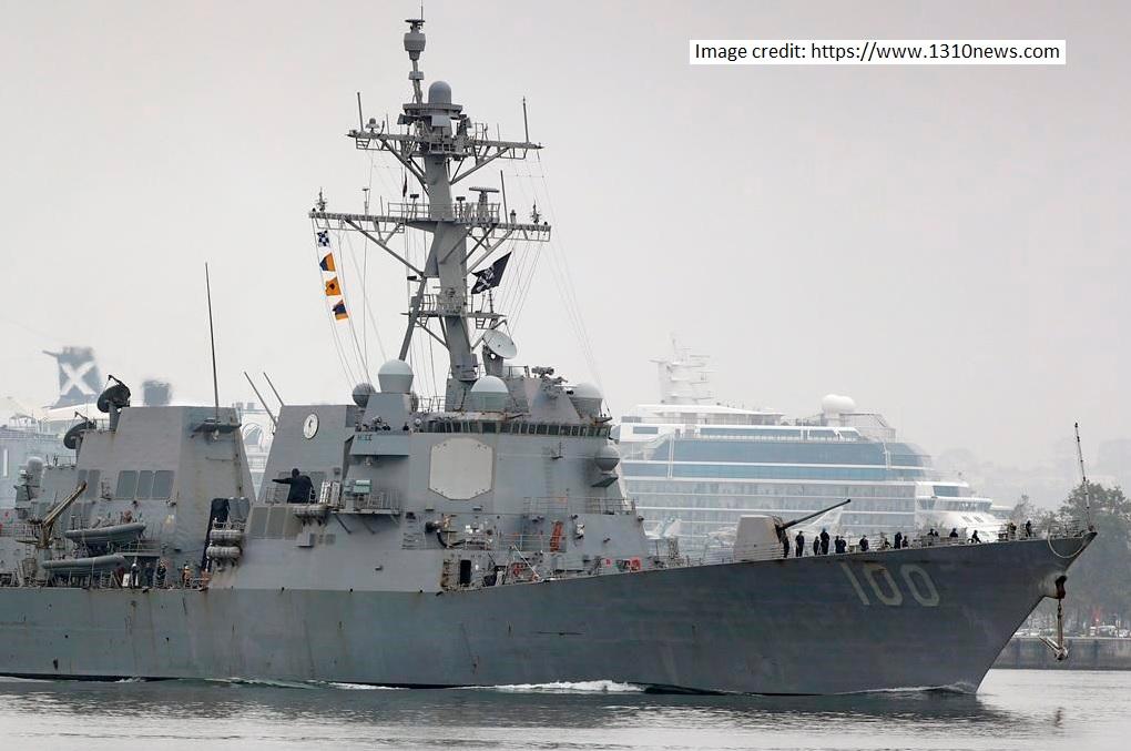 USN covid-19 USS Kidd