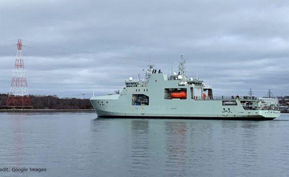 AOPS sea trials