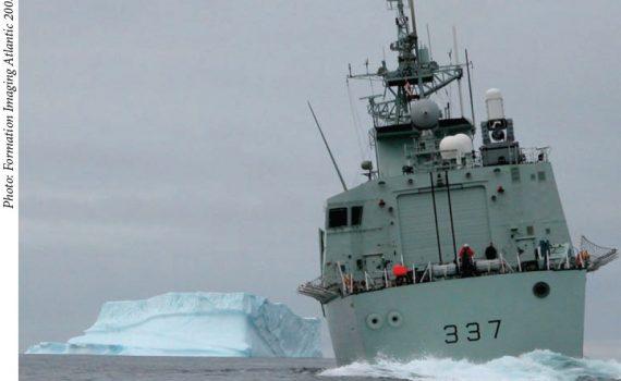 HMCS FRE