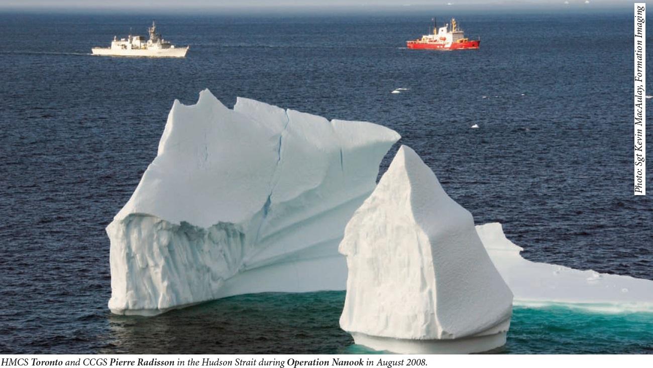 RCN in arctic