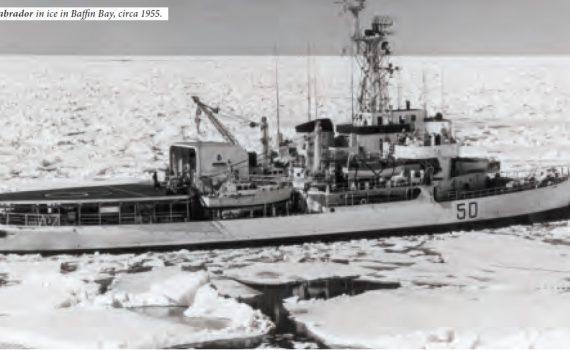 HMCS Labrador