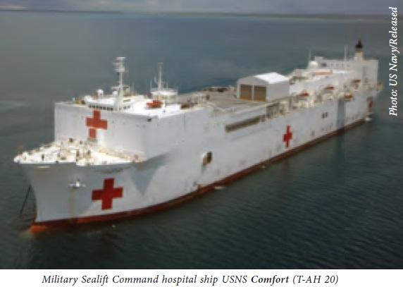 HA/DR ship