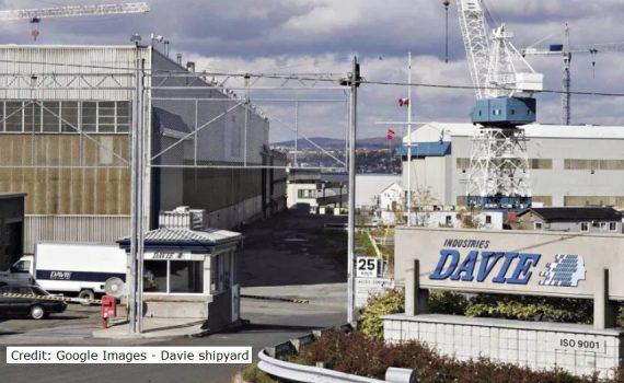 Davie shipyard