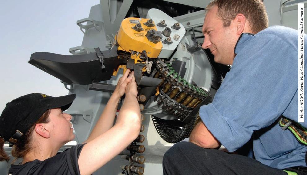 Naval maintenance