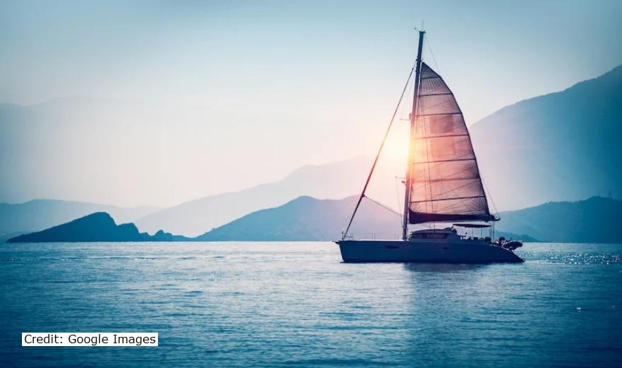 sailboat energy save