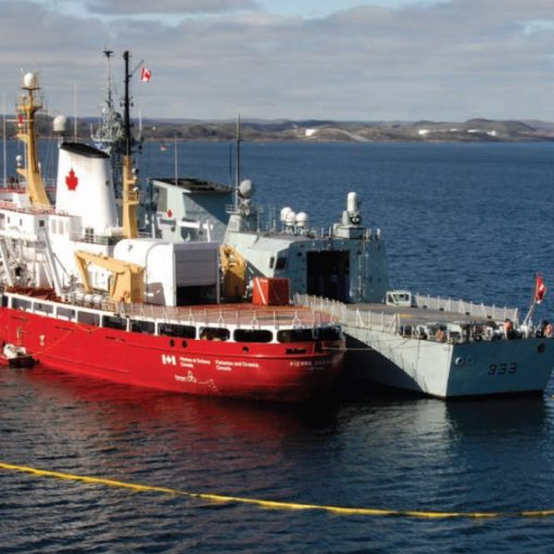 CCGS and Hfx class