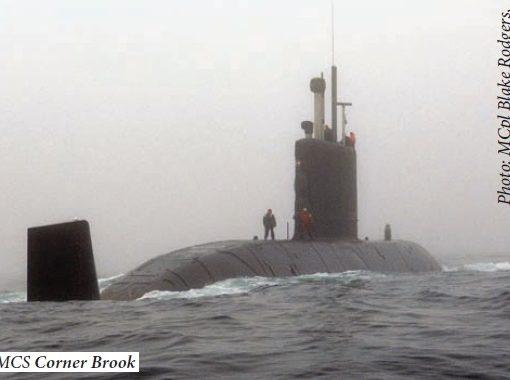 HMCS Corner Brook