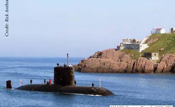 HMCS CB