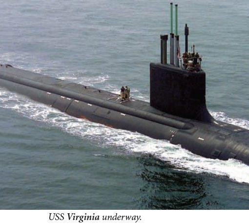 USN sub